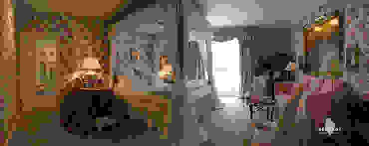 Dormitorio Dormitorios de estilo clásico de Bernadó Luxury Houses Clásico