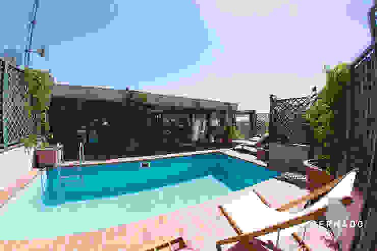 Bernadó Luxury Houses Pool