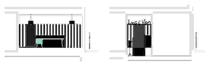 Luci Von. Local comercial para tienda de ropa de Estudio de Arquitectura Sra.Farnsworth
