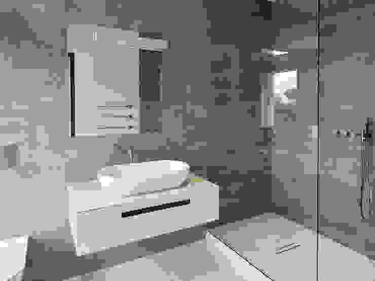Bathroom Facit Homes Minimalistische badkamers