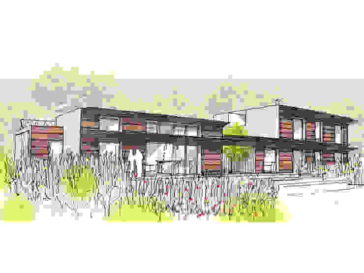 Concept Sketch Facit Homes