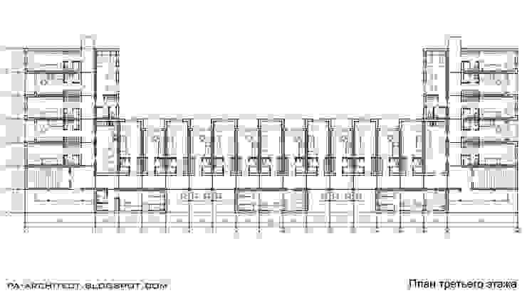 План третьего этажа от Павел Авсюкевич