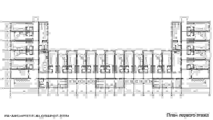 План первого этажа от Павел Авсюкевич