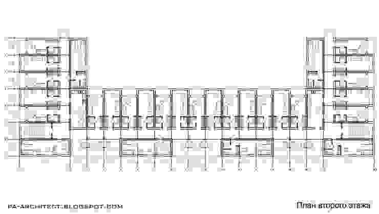 План второго этажа от Павел Авсюкевич