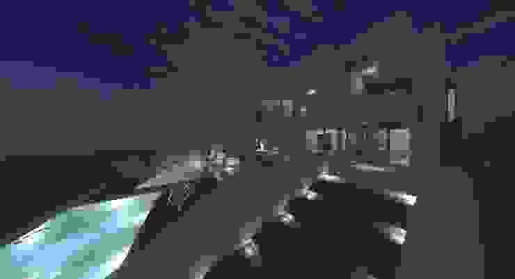 VIVIENDAS Casas de estilo moderno de ELEMENT-OS. Arquitectura, Interiorismo, Urbanismo Moderno
