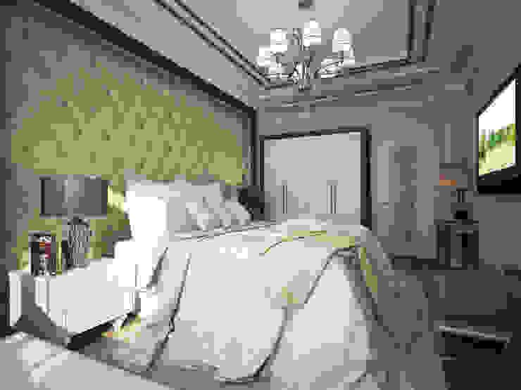 Дизайн-проект спальни от PLAN