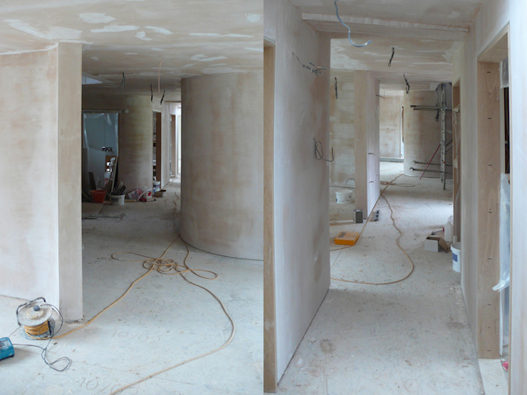 Plastered von Facit Homes