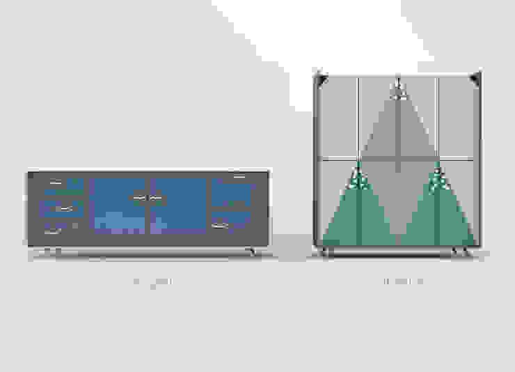 Gargano & Sirente di LI-VING design ideas Moderno