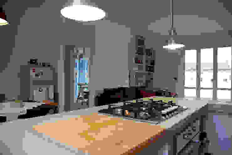 مطبخ تنفيذ andrea nicolini architetto, تبسيطي