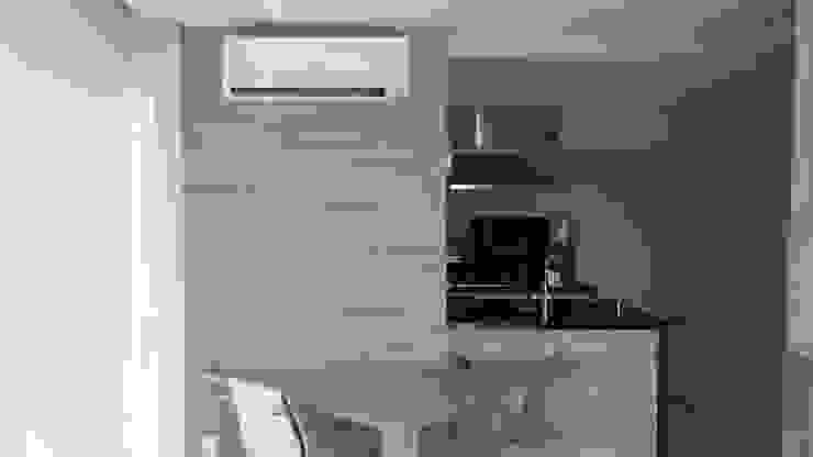 Jantar Salas de jantar modernas por Cristiano Carvalho Arquitetura e Design Moderno