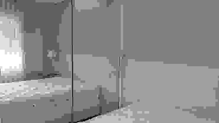 Dormitório Quartos modernos por Cristiano Carvalho Arquitetura e Design Moderno