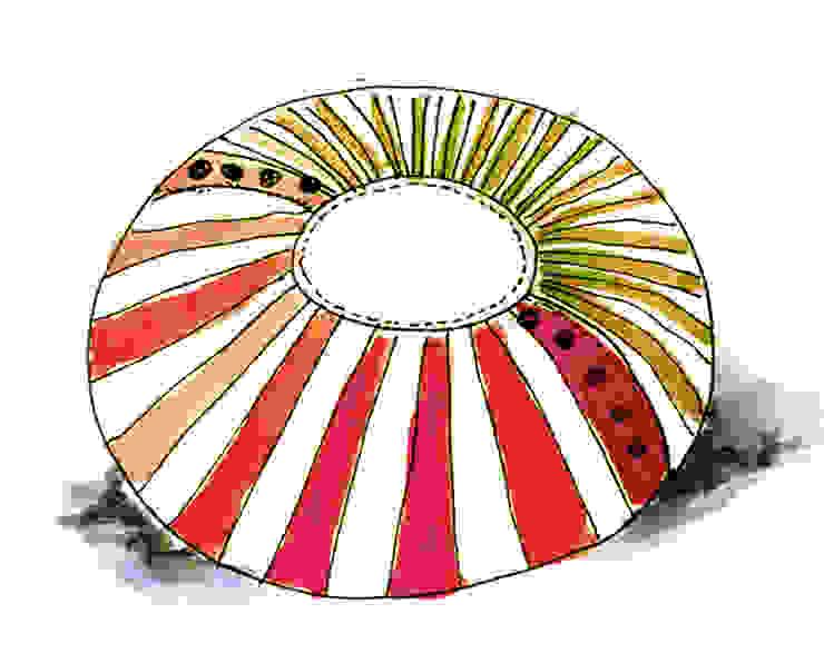 stone – dot – riba di alkostudio Minimalista