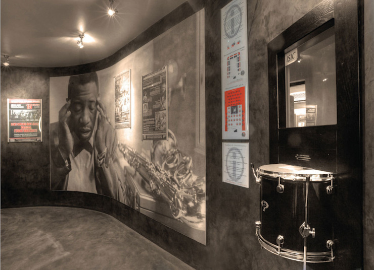 Кассовый вестибюль Филармонии джазовой музыки Санкт-Петербург от DesignPortrait®