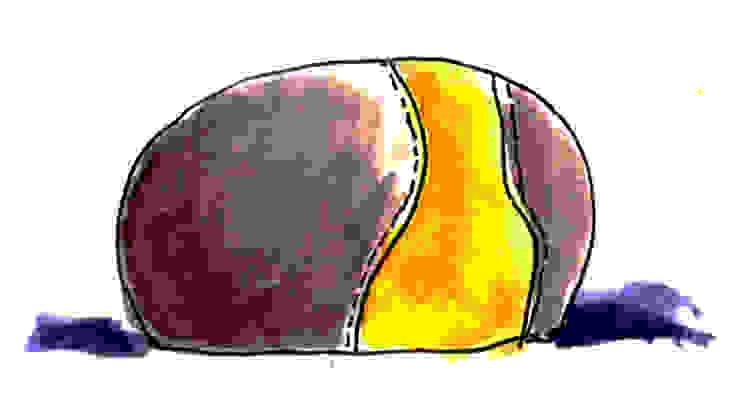 stone - dot - riba di alkostudio Minimalista