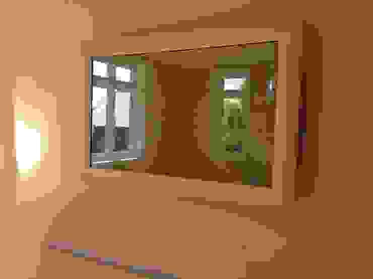 Designer Framed Mirror TV Designer Vision and Sound Camera da letto moderna