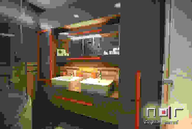 MILLENIUMPARK VILLA SI Modern Banyo Nar İç Mimarlık Modern