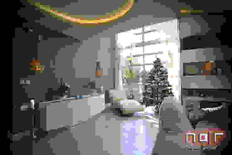 MILLENIUMPARK VILLA SI Modern Oturma Odası Nar İç Mimarlık Modern