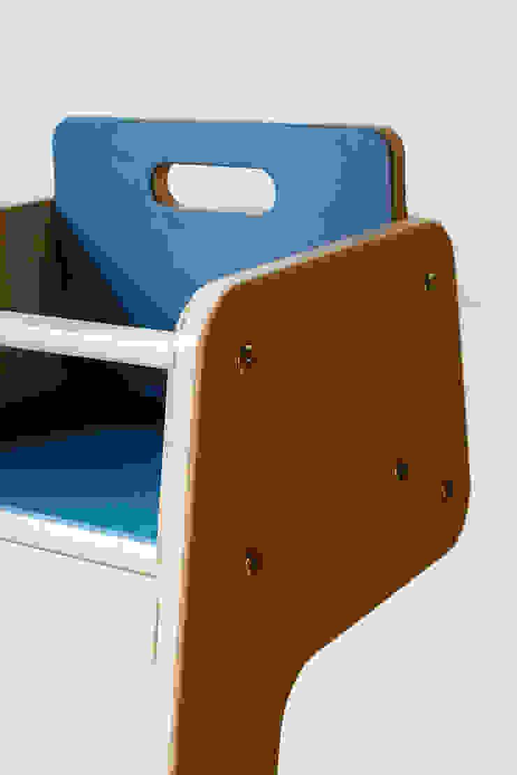 Highchair for Kids : Nojima Design Officeが手掛けた現代のです。,モダン