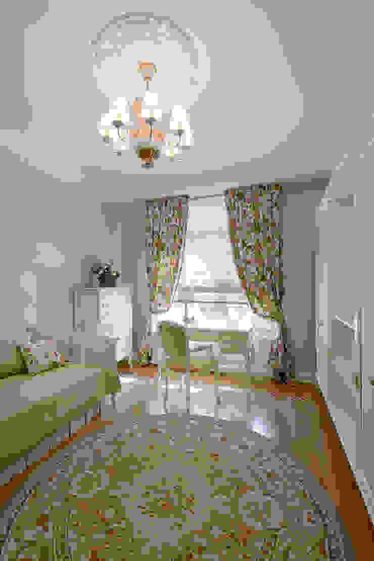 New classic Детская комнатa в классическом стиле от Omela Классический