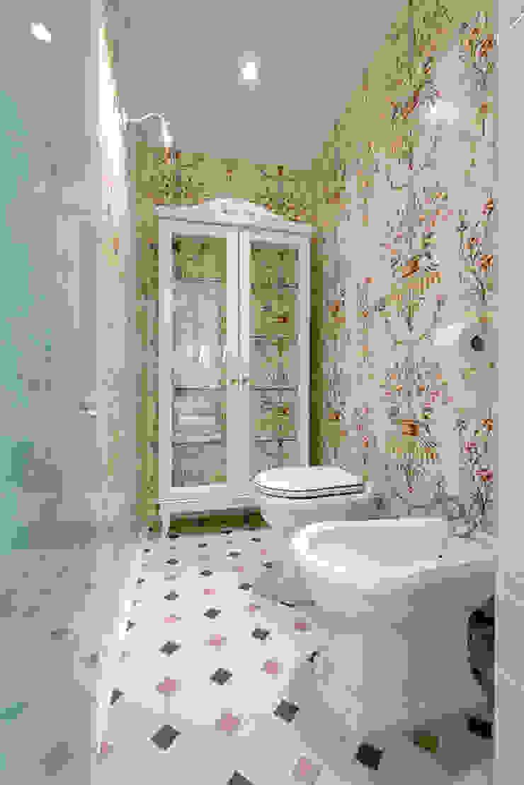 New classic Ванная в классическом стиле от Omela Классический