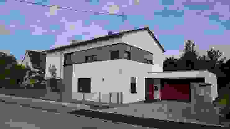 Ansicht aus Süd-Ost Architekturbüro Beier