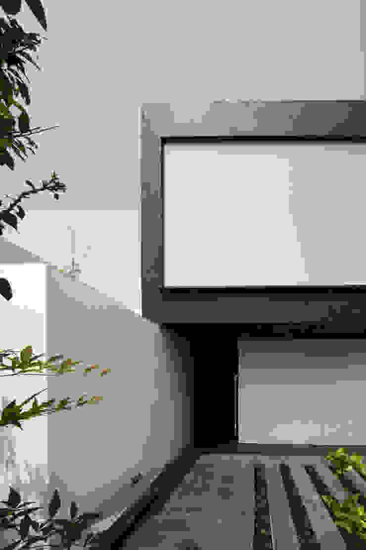 House in Ako ミニマルな 家 の 設計組織DNA ミニマル
