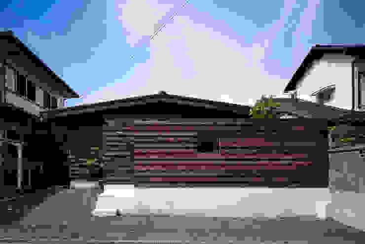 House in Gakuenmae モダンな 家 の 設計組織DNA モダン
