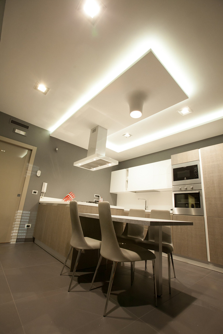 Architetto del Piano Modern kitchen