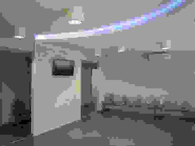 Oficinas y bibliotecas de estilo moderno de Architetto del Piano Moderno