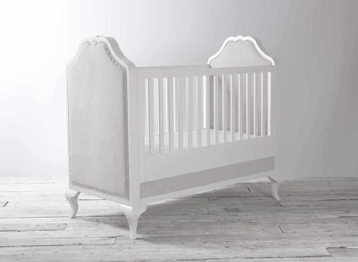Lola Cot Bed: classic  by Custard & Crumble, Classic