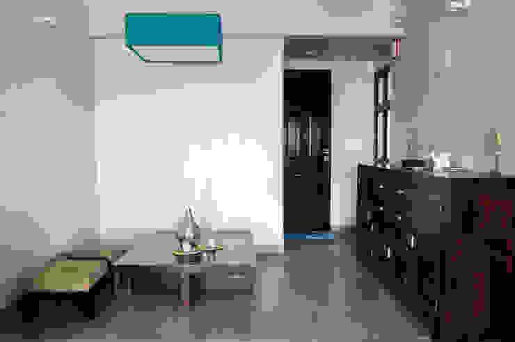 Comedores de estilo  por Dhruva Samal & Associates,