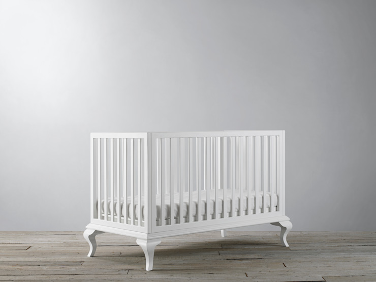 Moderno Cot Bed: modern  by Custard & Crumble, Modern