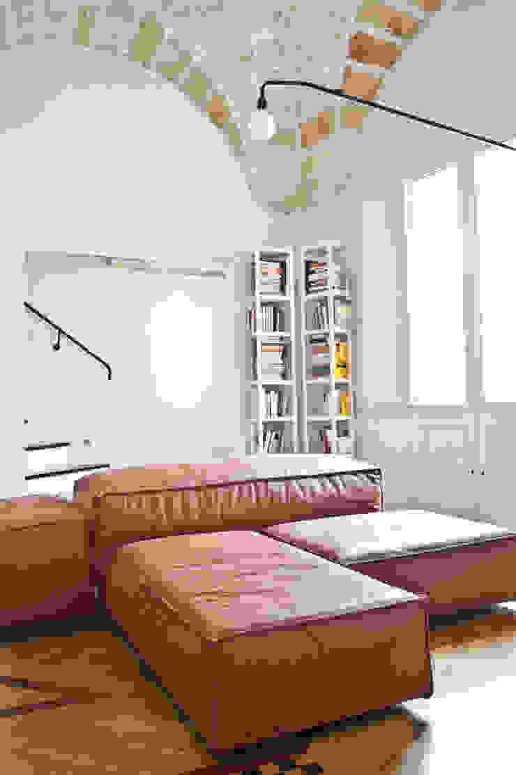 Casa Lecce Soggiorno moderno di Tiid Studio Moderno