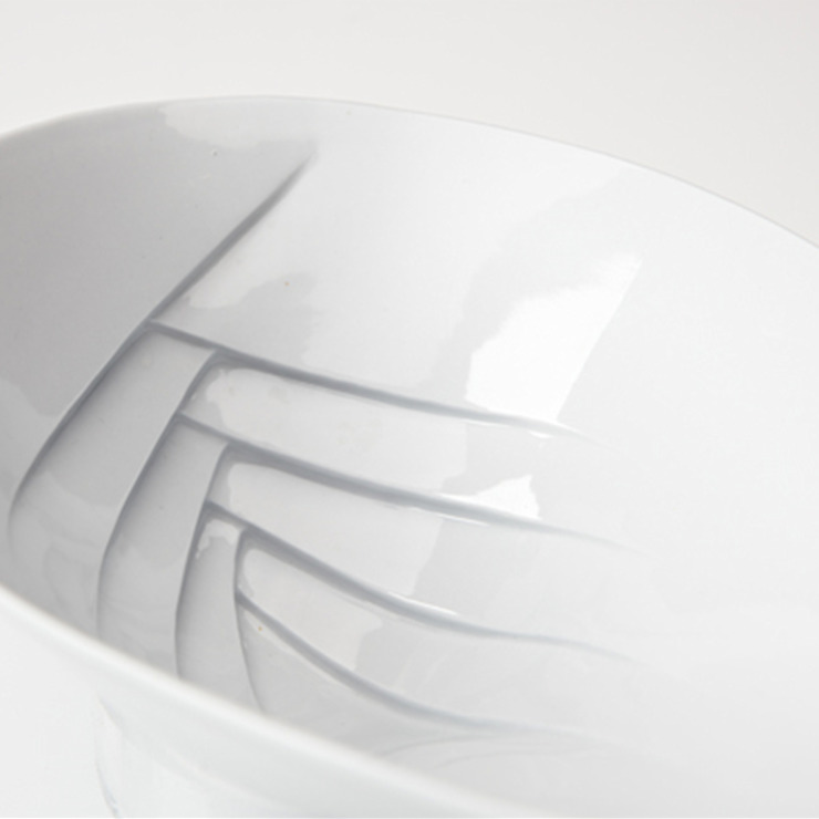 Overlap plate: LEE YEONG A  C E R A M I C D E S I G N의 아시아틱 ,한옥