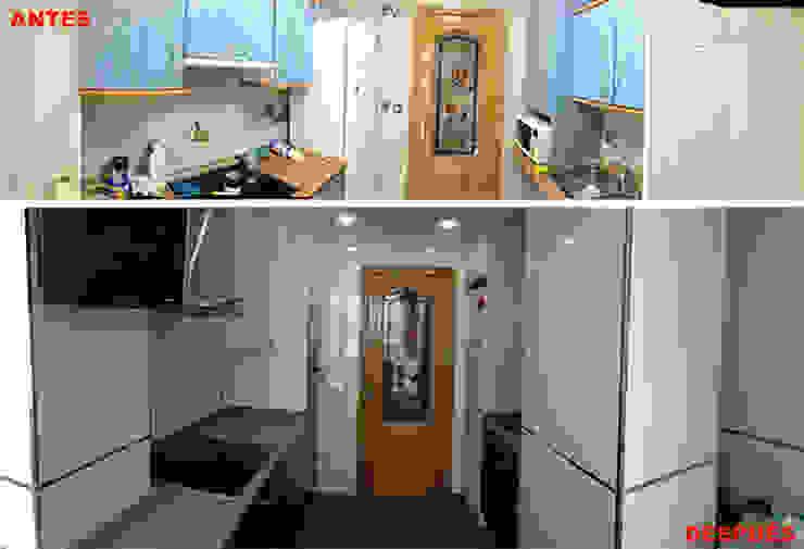 Reforma de cocina de AtelierBas. Arquitectura y Construcción