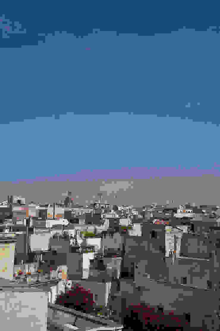 Casa Lecce Balcone, Veranda & Terrazza in stile eclettico di Tiid Studio Eclettico