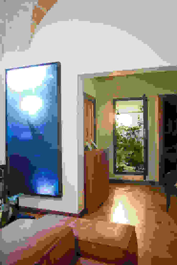 Casa Lecce Giardino d'inverno moderno di Tiid Studio Moderno