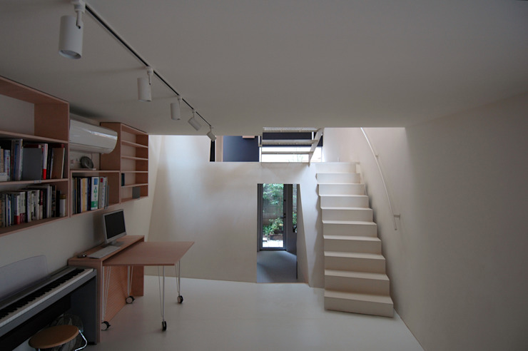 M+2 Architects & Associates Study/office