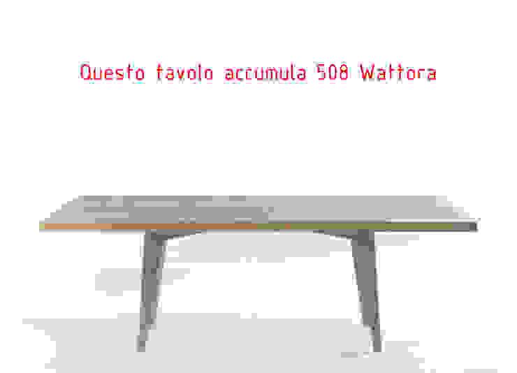 TAVOLO TANGO COLLECTION - SMARTh FUrniTURE di SMARTh FUrniTURE Moderno