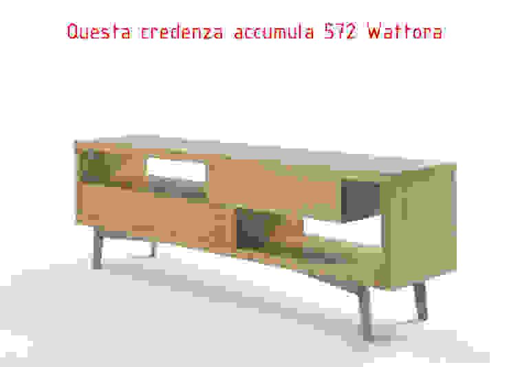 CREDENZA TANGO COLLECTION - SMARTh FUrniTURE di SMARTh FUrniTURE Moderno