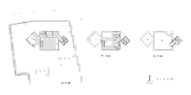 フロアプラン の 長井建築設計室