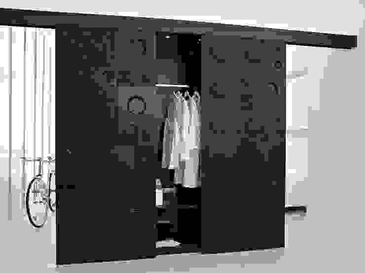The Loft - armadio Camera da letto moderna di D.I. Più s.r.l - Andretto Design Moderno