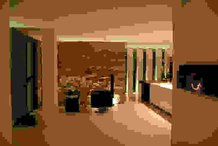 Modern Houses by saz arquitectos Modern
