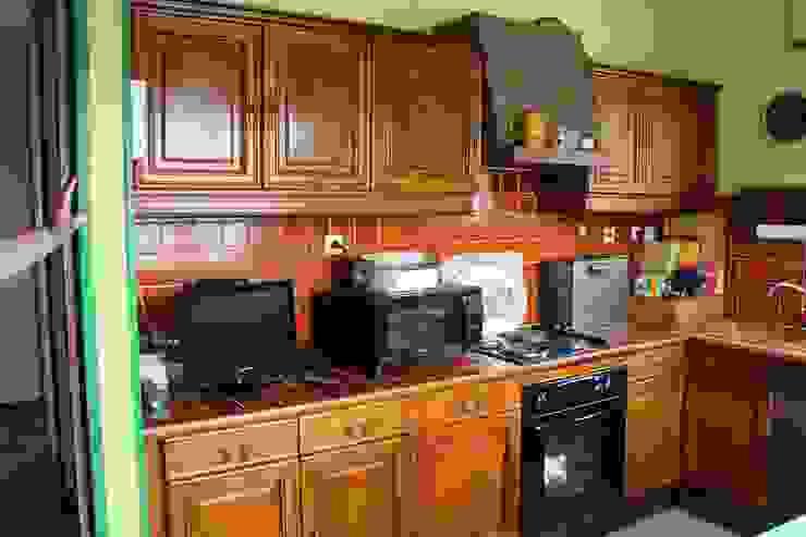 cuisine avant autre vue par LS Home Staging