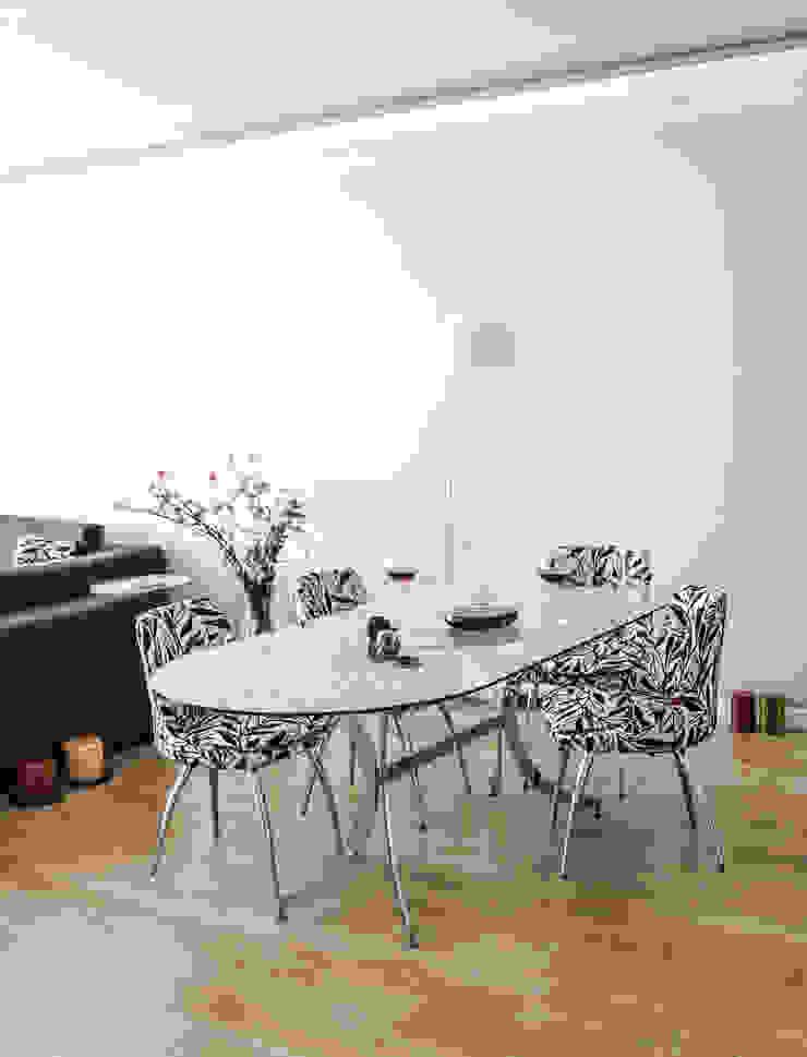 BOSPHORUS CITY, RESIDENCE Modern Yemek Odası 5A Design Modern