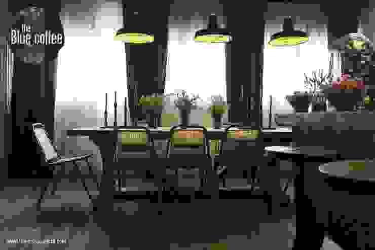Luminarias recuperadas de la firma Francisco Segarra. Gastronomía de estilo ecléctico de Francisco Segarra Ecléctico