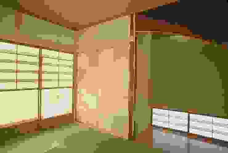 和室 モダンな 壁&床 の SD モダン