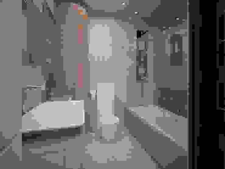 Pavshino Ванная комната в эклектичном стиле от Alfia Ilkiv Interior Designer Эклектичный