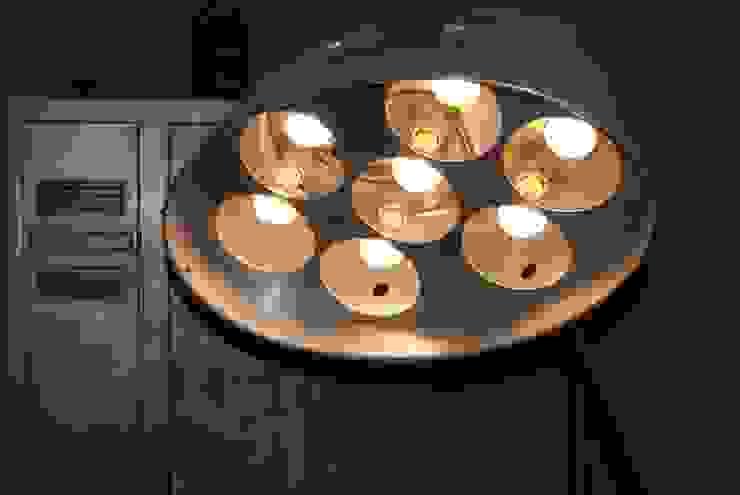 Lampe industrielle RG Levallois - loft par LittleJohn Home Industriel