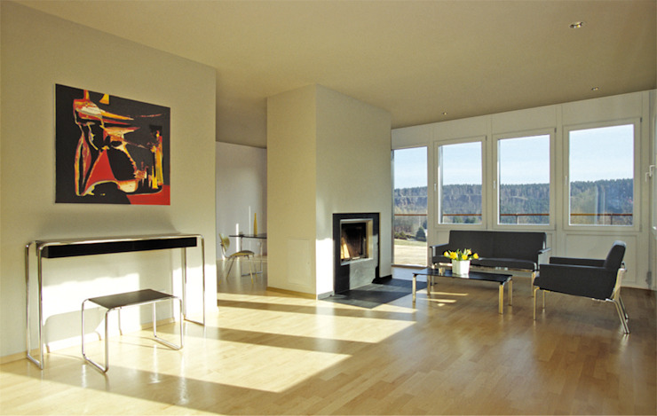 skt umbaukultur Architekten BDA Living room